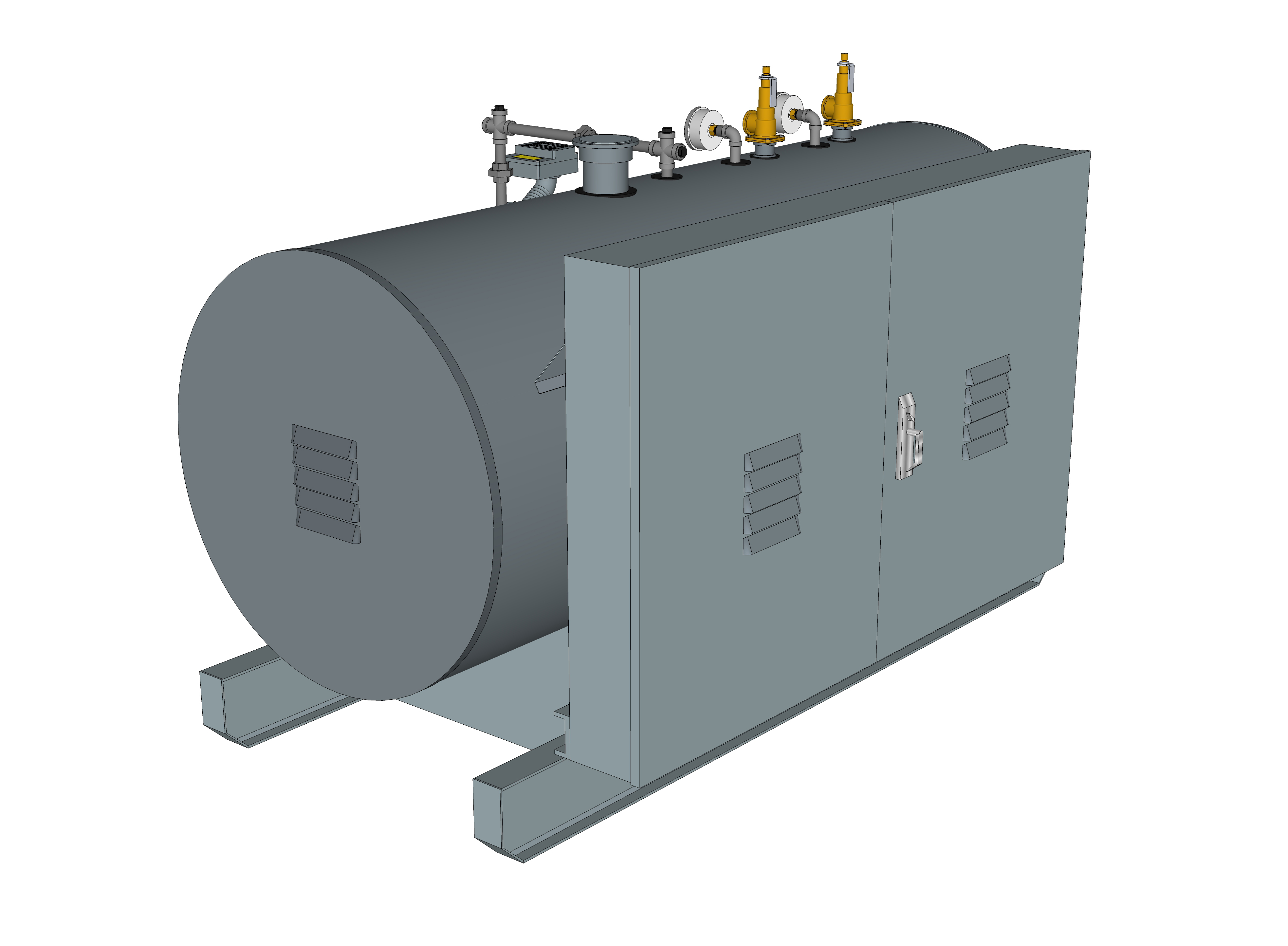 Commercial Electric Boilers